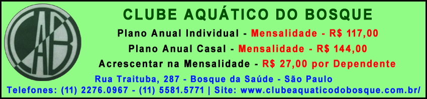 Clube Aquático do Bosque